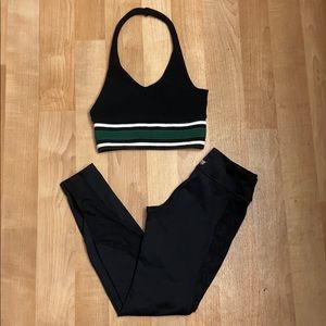 Top shop halter crop top